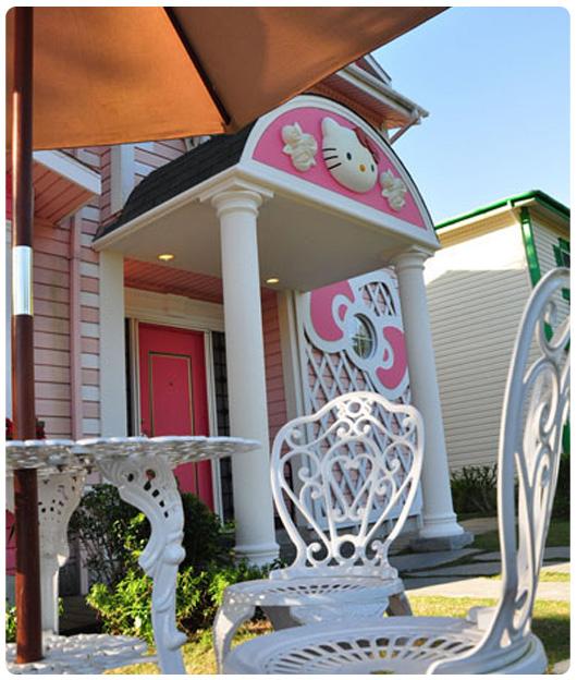 Hello Kitty Themes Apartment