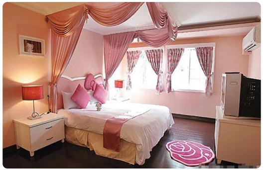Hello Kitty Themes Home Bedroom Ideas