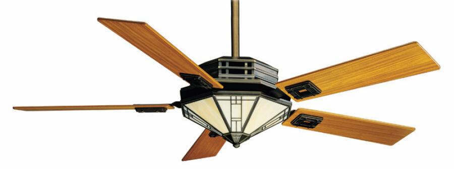 Mission Ceiling Fan