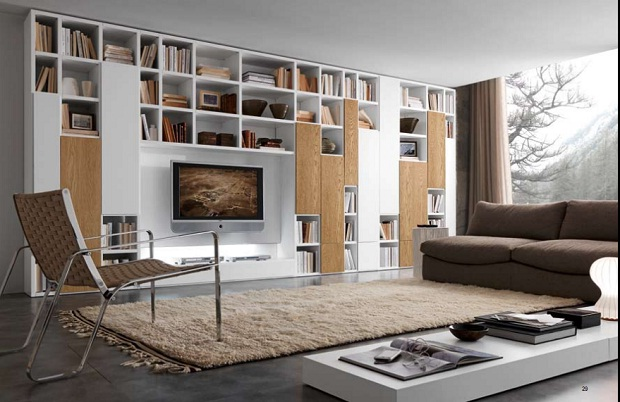 home library design1 ideas