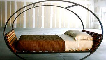 Modern Rocking Bed