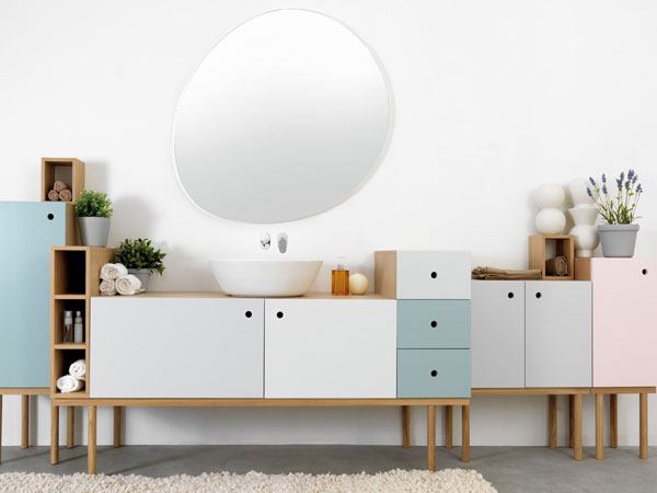 multi functional cabinet for easy life