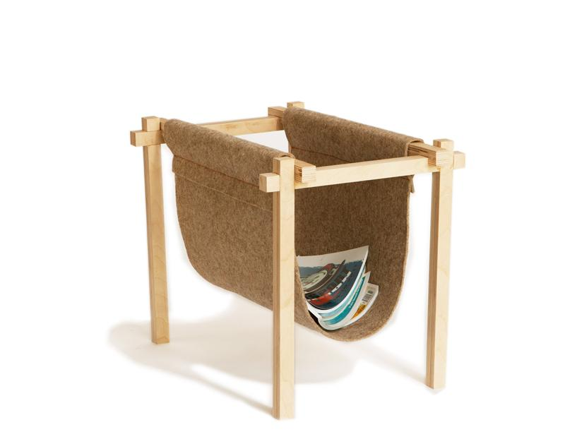 All in One Magazine Rack and Coffe Table by chuck routhier 2