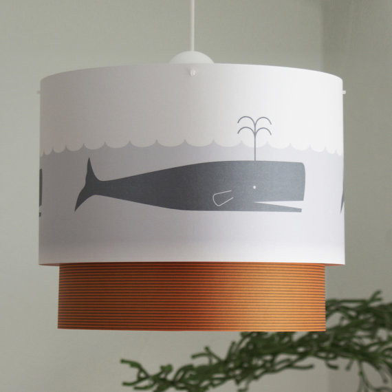 DIY Unique Creation Paper hanging lamp by BuoKids 3