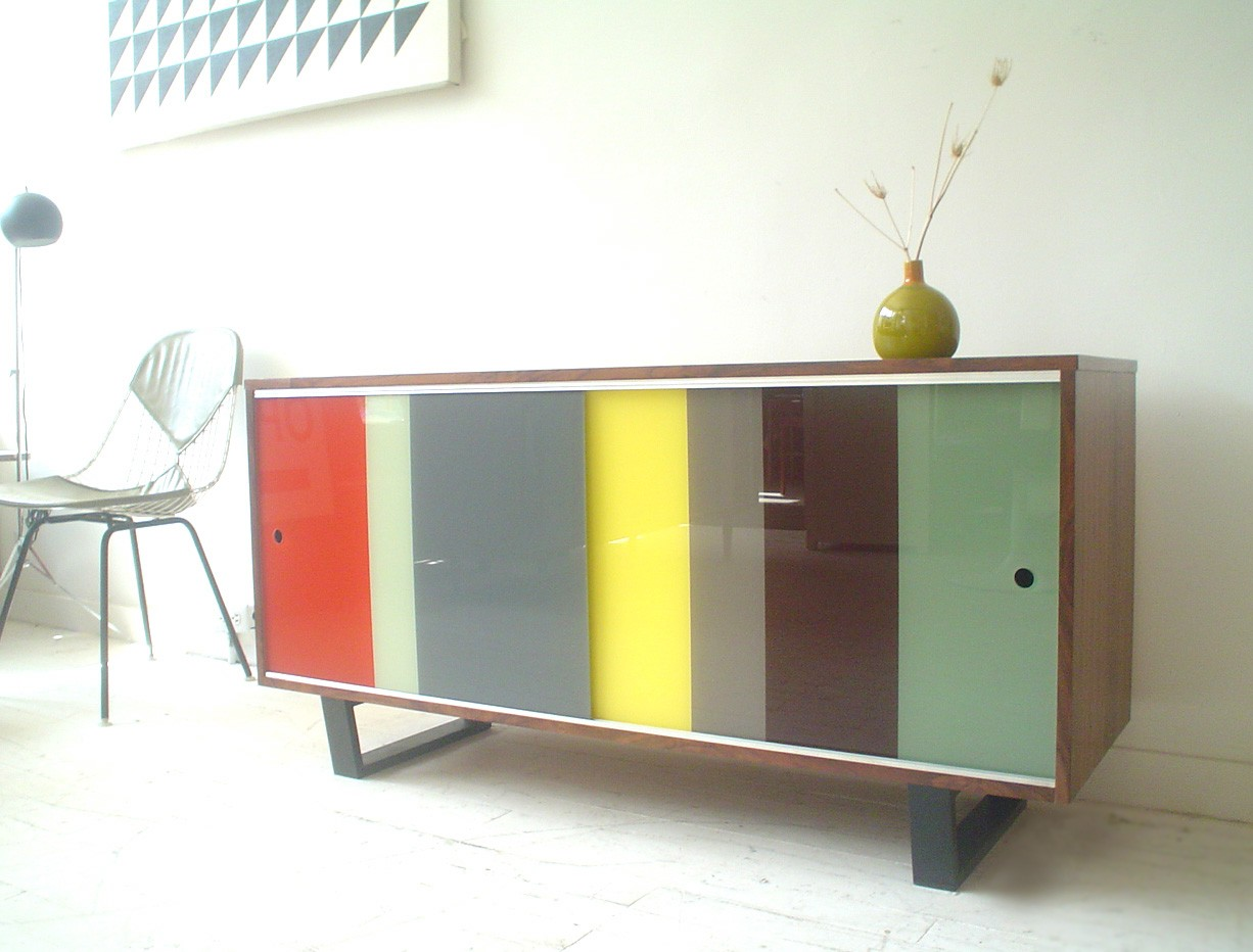 Modern Storage Credenze Colorful Colors 5