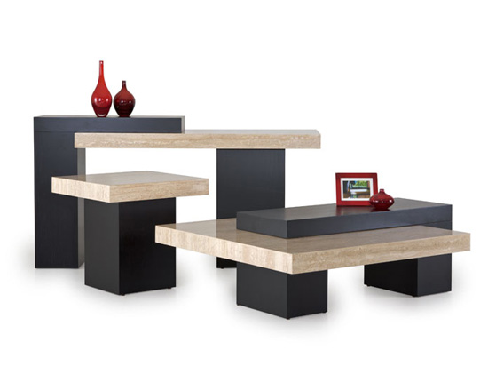 Scandinavian Designs Furniture Beluga Coffee Table