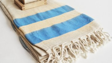 Towel Peshtemal Striped Turkish Styles