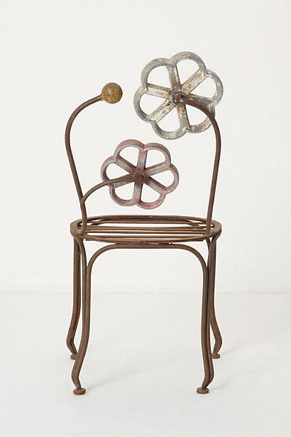 Blacksmith Blossom Chair 2