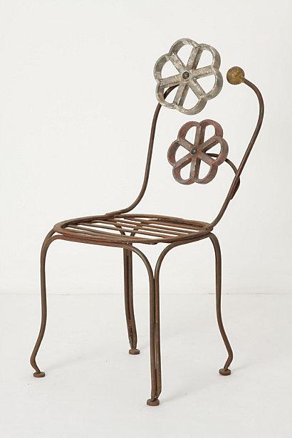 Blacksmith Blossom Chair 3