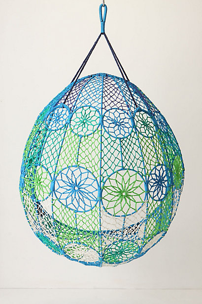 Knotted Melati Hanging Chair 2