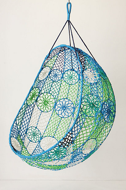 Knotted Melati Hanging Chair 3