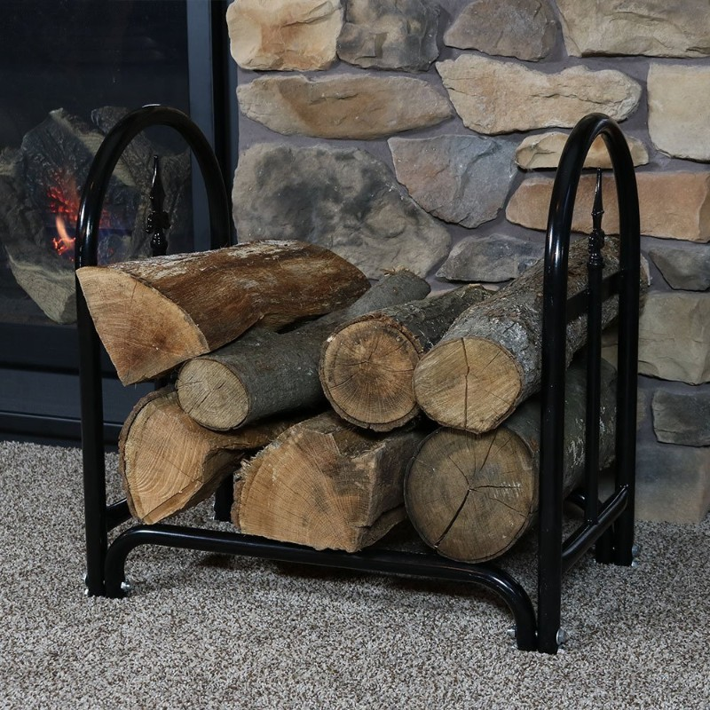 sundaze 2 foot firewood rack