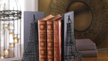 9 unique bookends you have not seen before