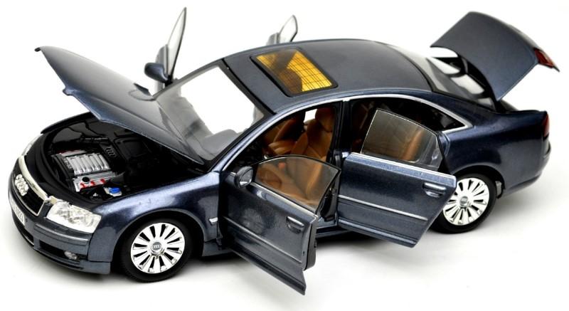 Audi A8 model miniatuar car for home decor