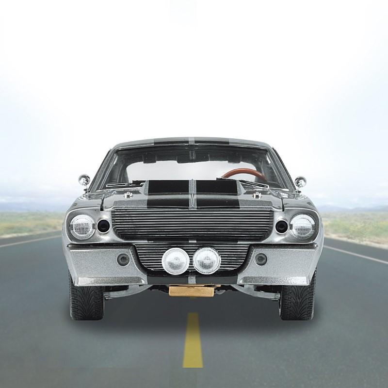 GT500E Eleanor diecast car front view