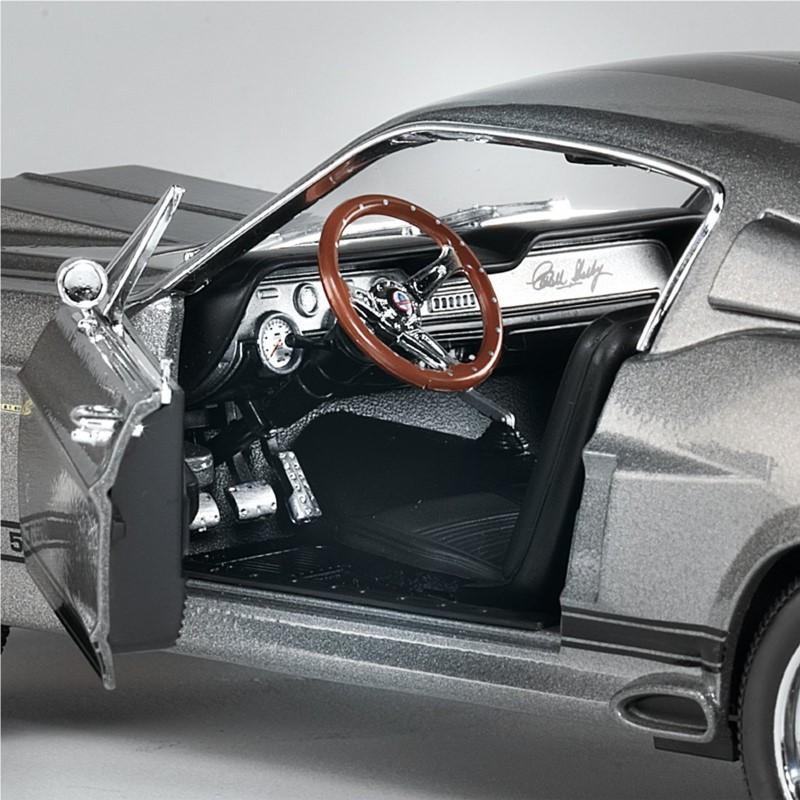 Mustang GT500E Eleanor diecast model car interior view