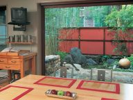 backyard japanese garden design in Boston area by ZenAssociates