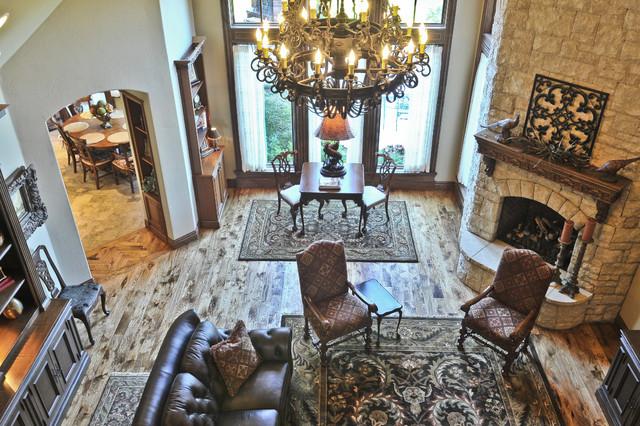 beautiful interior of a Tudor Home