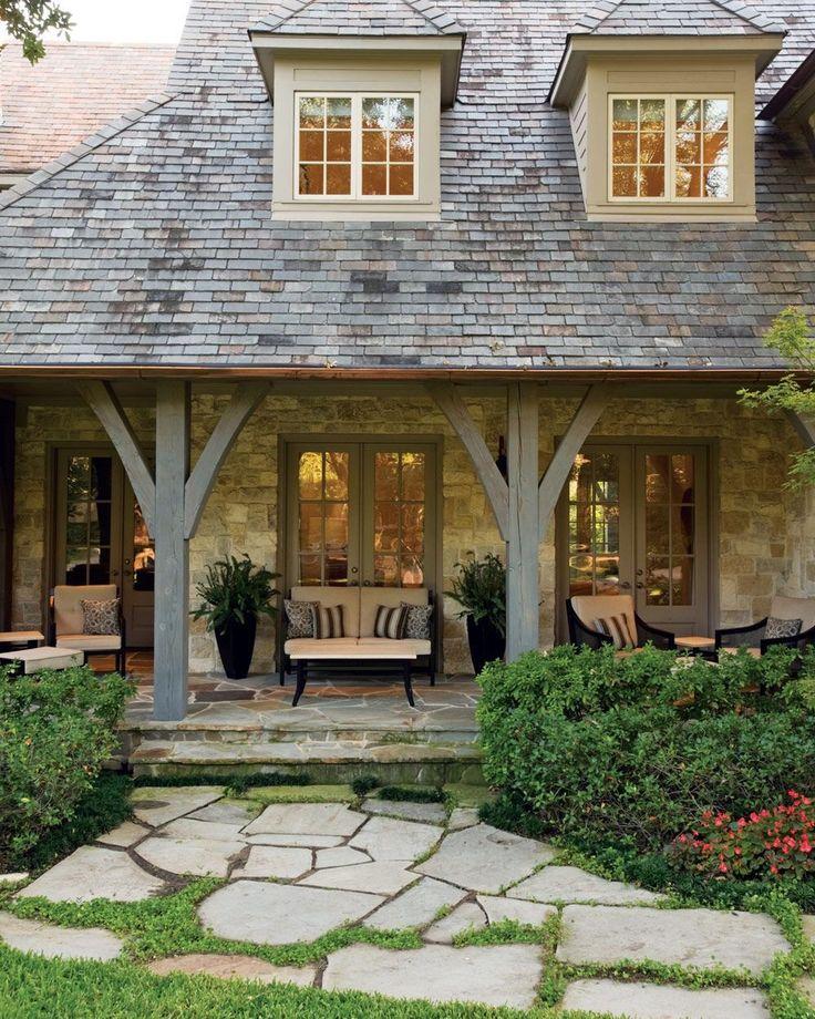 classic english Tudor Home in Modern Age