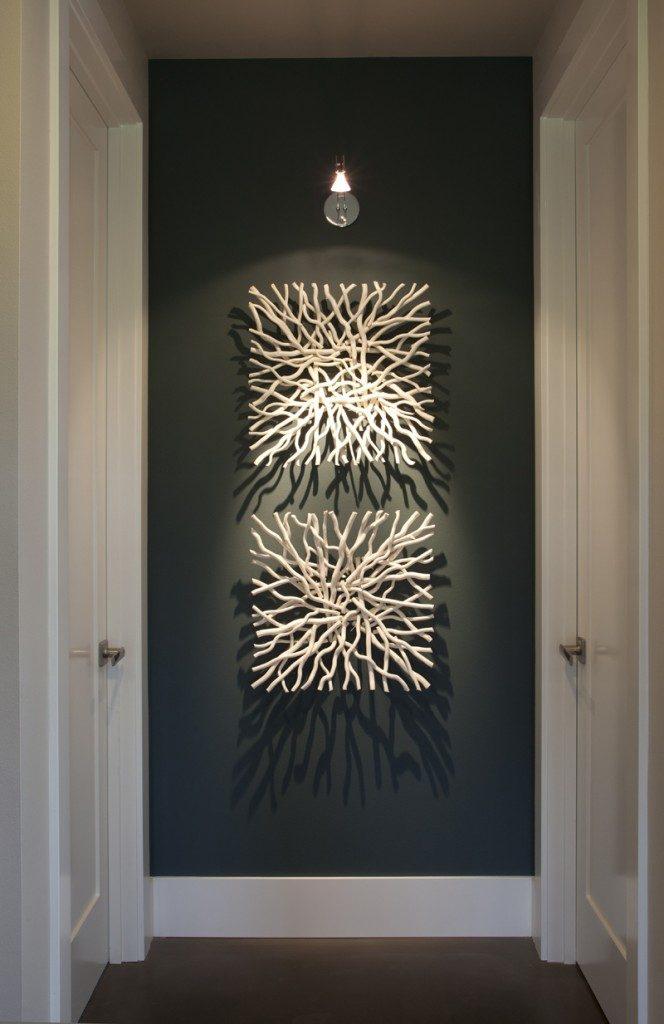 wall light art