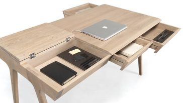 wewood metis desk overall look and feel