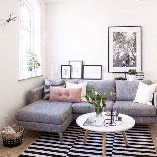 corner sofa arrangement for small living room