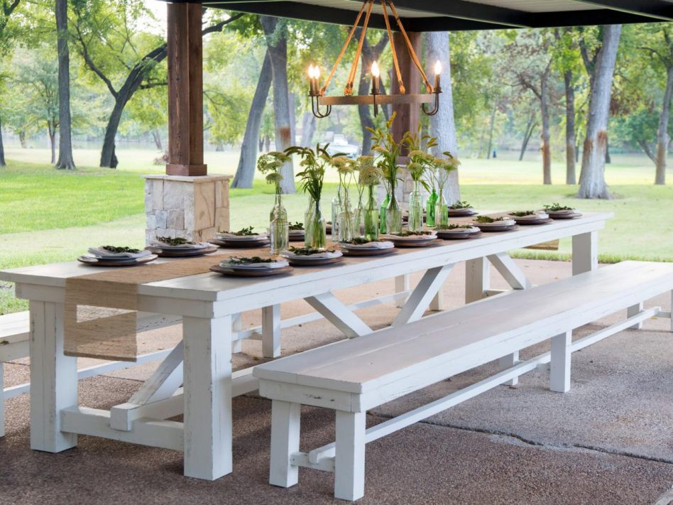 9 Rectangular Patio Dining Table That