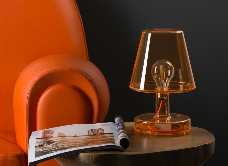 orange fatboy lamp review
