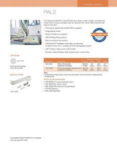 PAL2 Fixed-Portable Pool Lift ADA compliance pool lift