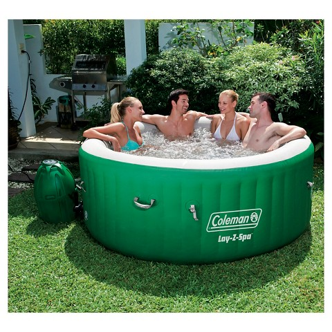 lay-z spa hot tub by Coleman