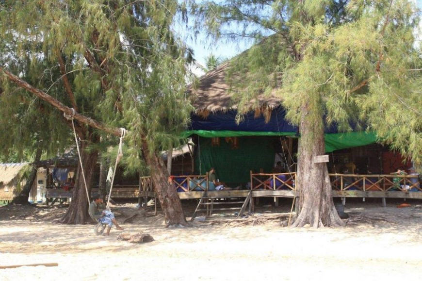 homestay in cambodian top beaches