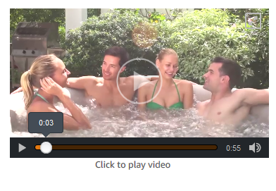 hot tub video instruction