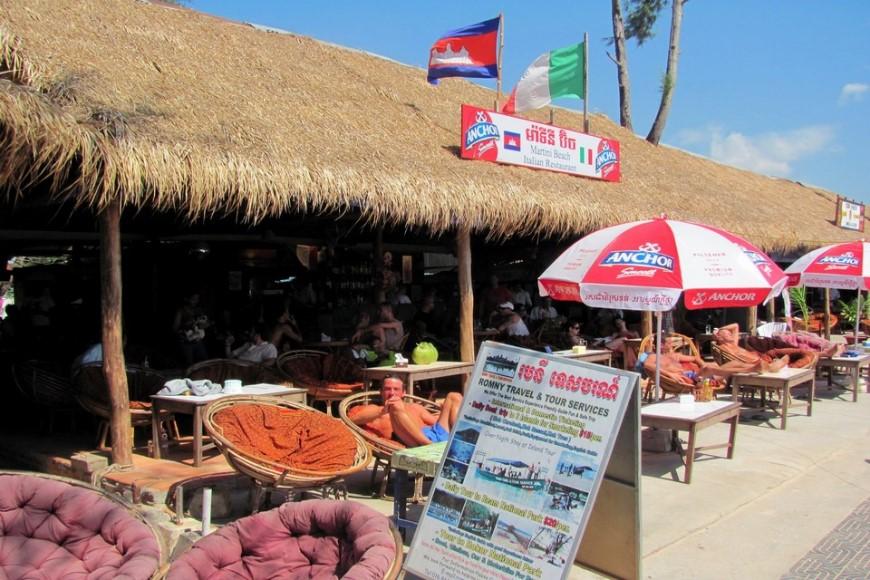 sihanoukville beach shack in cambodia design
