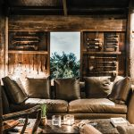 cozy sofa in phum baitang