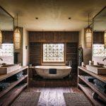 green village resort bathroom hotel in cambodia