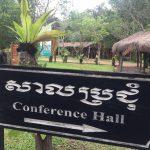 conference room in picnic resort cambodia