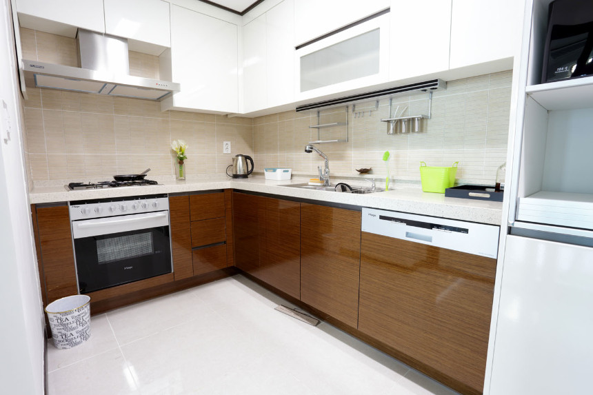 kitchen design interior decor of de castle phnom penh