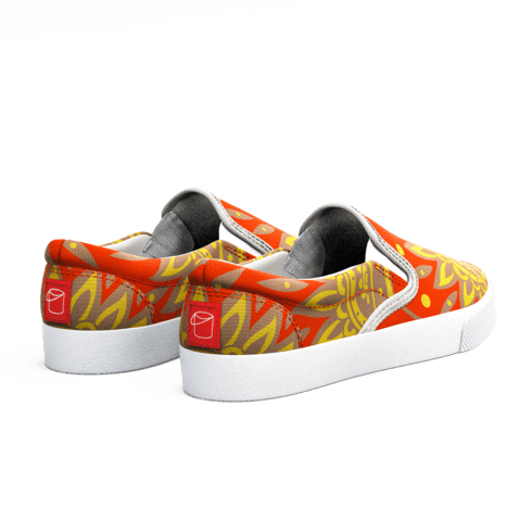 kiwi slip on bucketfeet shoe with discount code