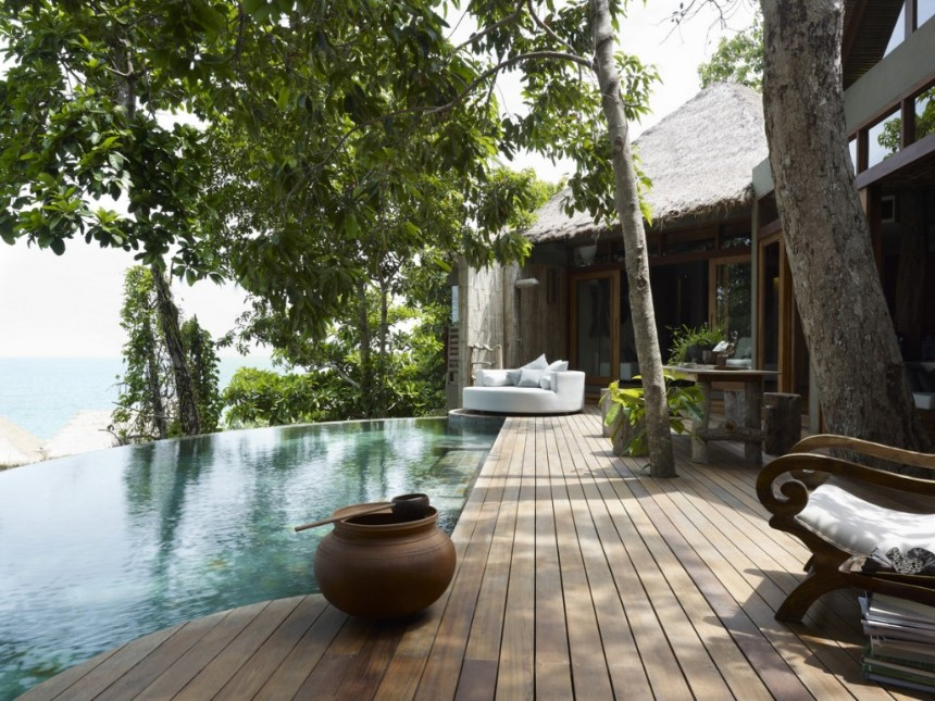 song saa island in cambodia private pool