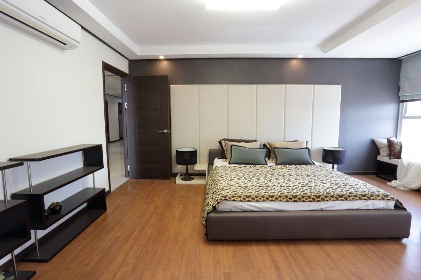 three bedroom of de castle royal design