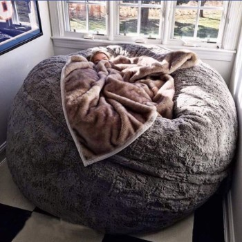 very cute bean bag