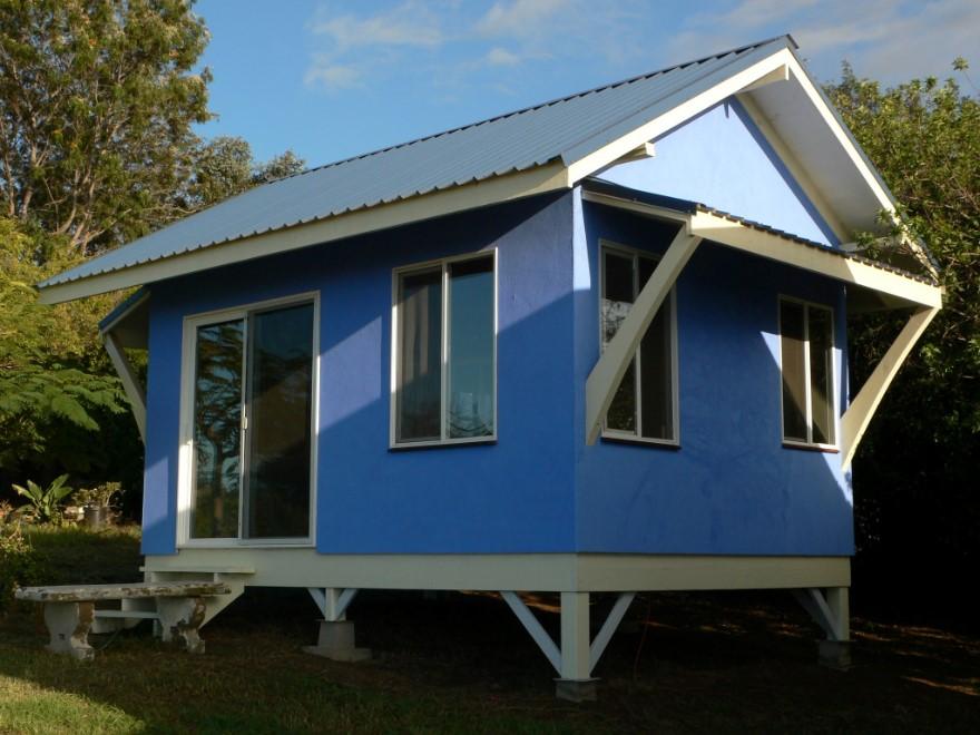 prefabricated concrete home