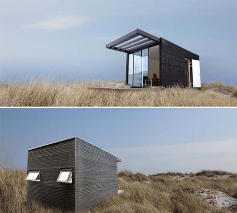 tiny bedroom prefab building