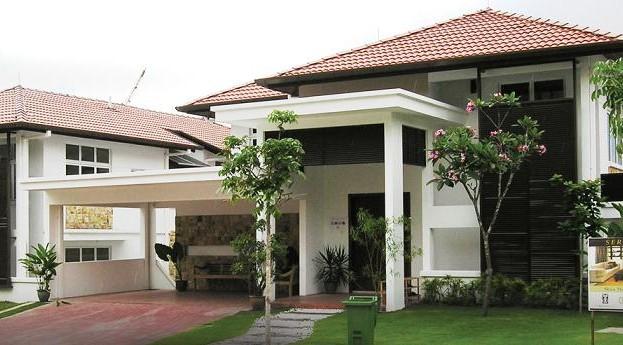 large villa in Seri Penaga Malaysia