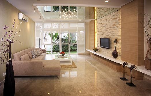 living room in Sierramas West