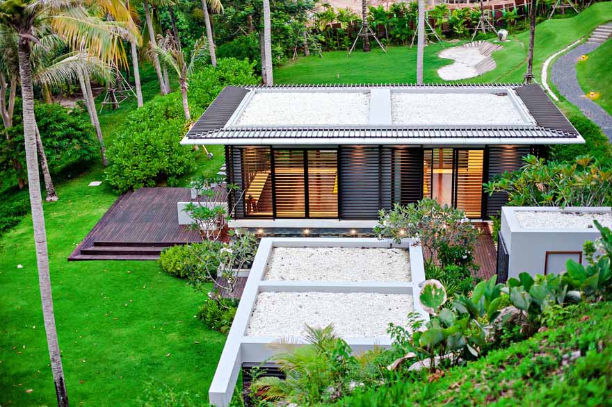 thailand most exclusive villa is in Cape Yamu in Phuket