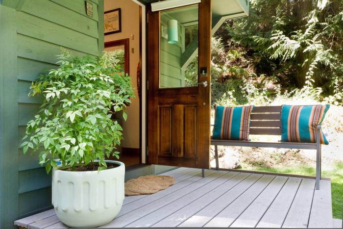 beautiful guemes island home for rent weirdest wooden home