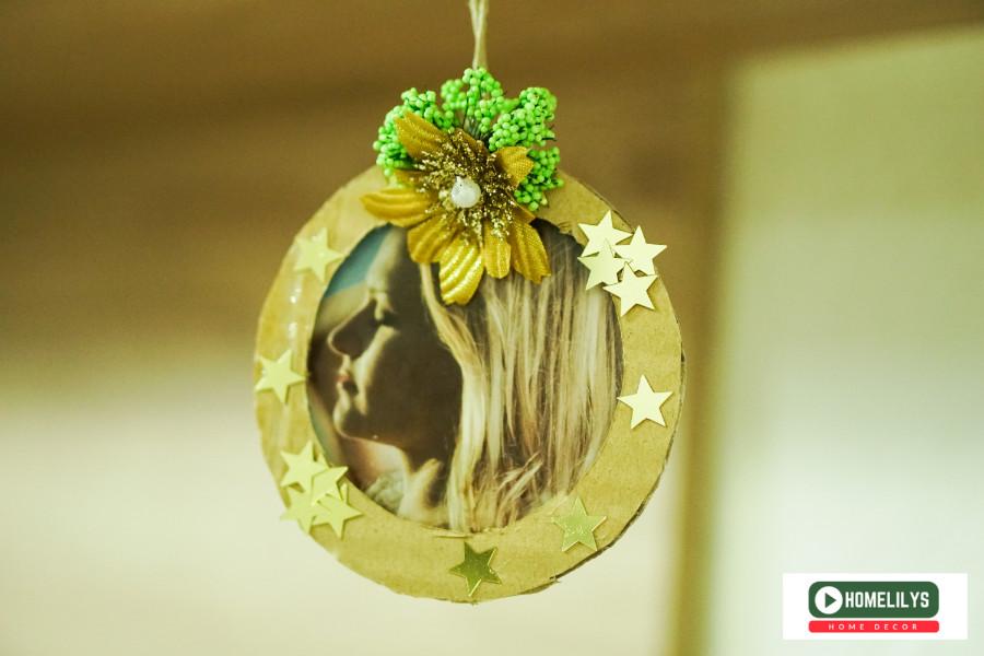 christmas tree ornament diy project