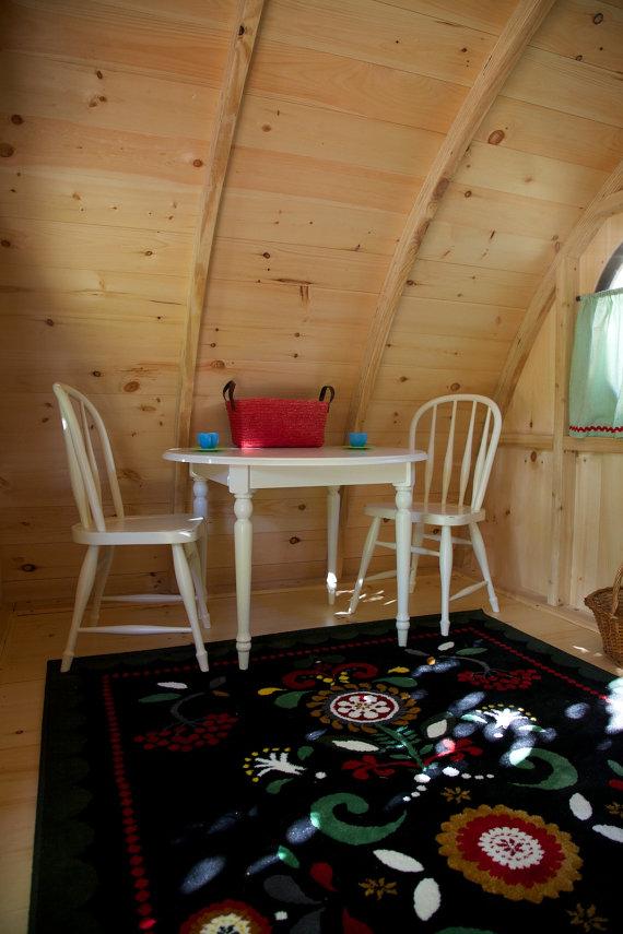 the hobbit hole interior design