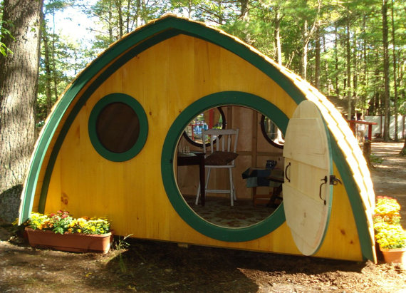 the hobbit playhouse for children on sale